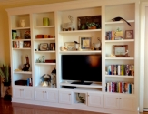 Daniel Island Custom Shelves