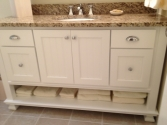 Island Of Palms Custom Vanity