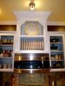 Brickyard Plate Cabinet
