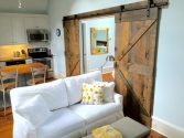 Custom Barn Doors In East Lake In I'On