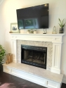 White Point Fireplace